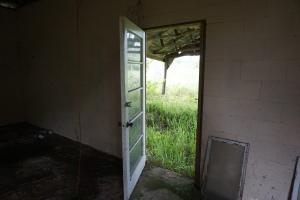 Inside The Grove Barn