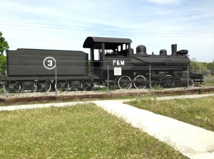 Patterson-McInnis Steam Locomotive 2015