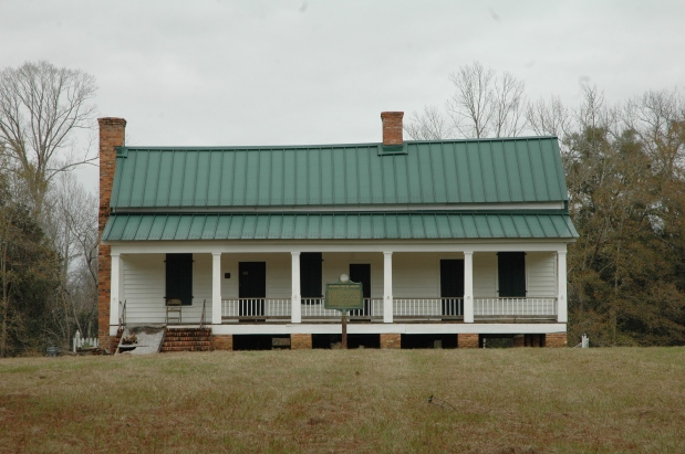 Roadside History: Joshua Davis House in GadsdenCounty