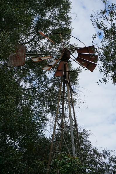 Oriole Ghost Town Homestead Windmill
