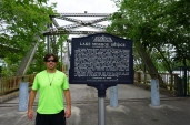 Lake Monroe bridge