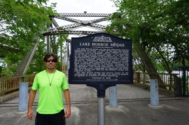 Roadside History: Lake MonroeBridge