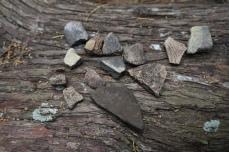 Pottery Fragments