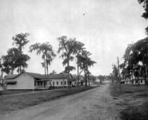 Company Houses in Brewster Village 1920