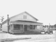 1920 Brewster Post Office