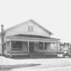 1920 Brewster Post Office