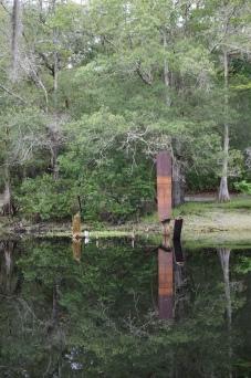 Iron Bridge Remnants