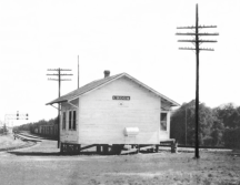 Croom Railroad Depot