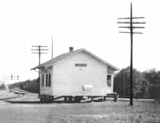 Croom Railroad Depot