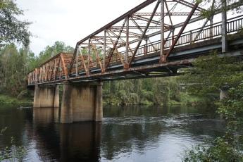 Underneath Bridge