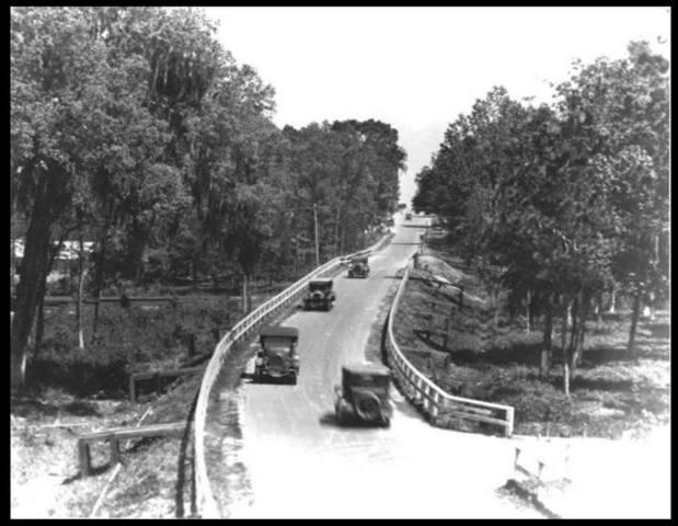 Old State Route 5 Bridge at ChinsegutPreserve