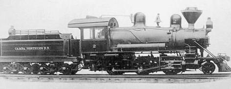 Old Railroad Line at Centralia