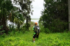 Exploring by St. Johns River