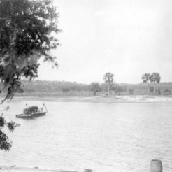 Cook's Ferry 1800's