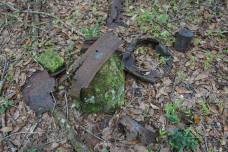 Old Metal Remains