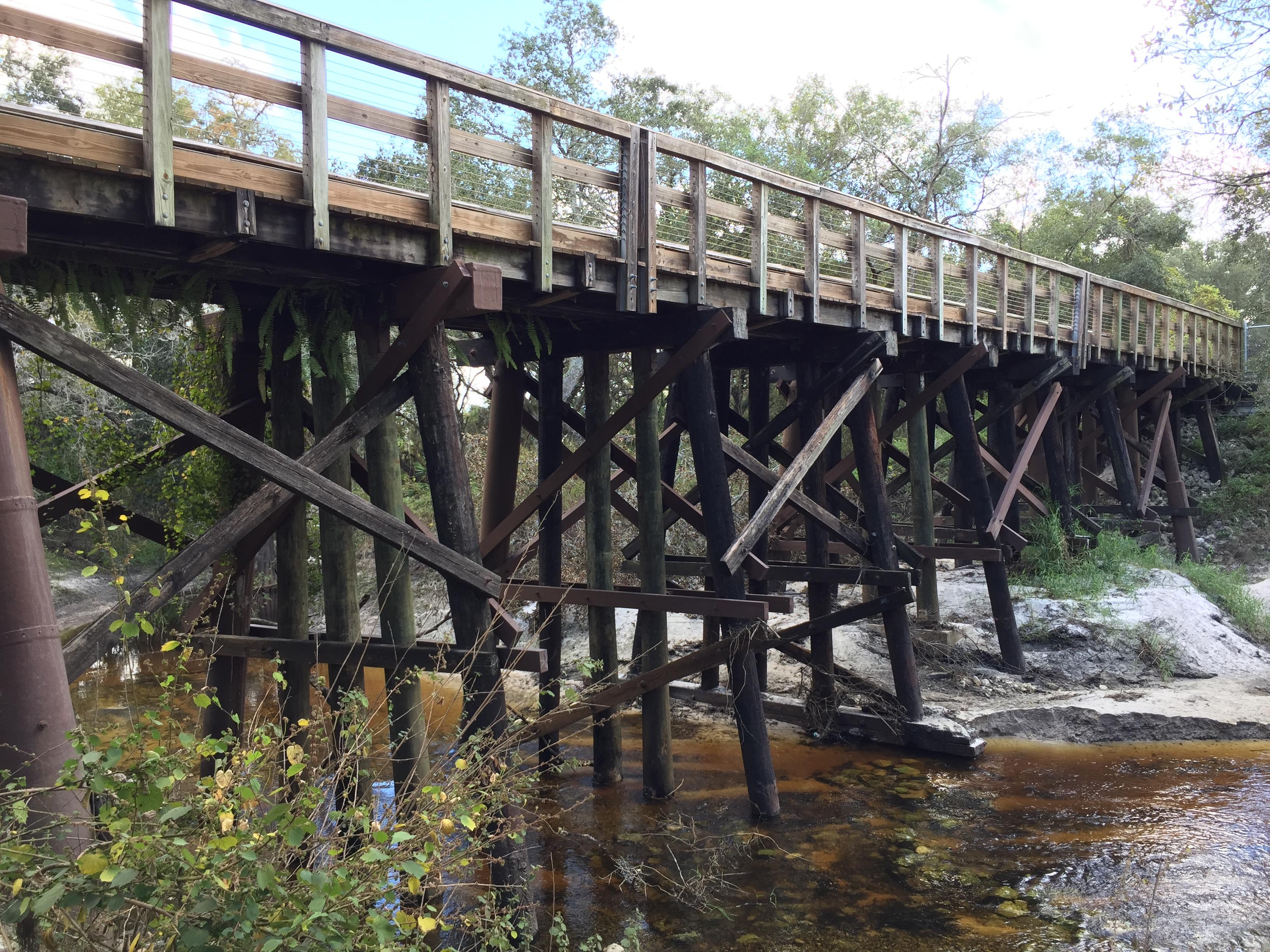 Rocky Creek Railroad History at Upper Tampa Bay Trail – Florida Trailblazer