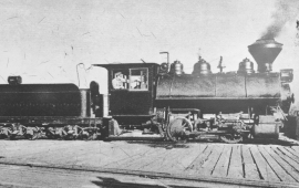 1910 Locomotive