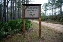 Davenport Landing Historical Site