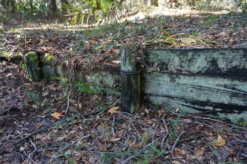 Davenport Steamboat Landing Remains