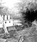 Steamboat at Davenport Landing