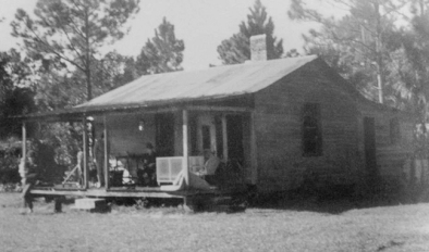 Old Cabin early-1900's