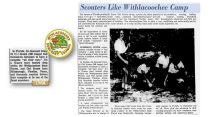 Withlacoochee Wilderness Camp-Camp Withlacoochee Article