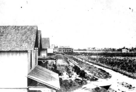 St. Francis Town 1800's