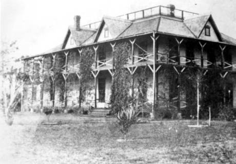 St. Francis Hotel 1800's